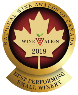 Best Performing Small Winery of the Year