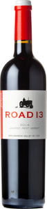 Road 13 Vineyards Jackpot Petit Verdot 2014