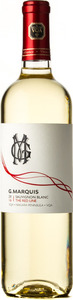 G. Marquis Sauvignon Blanc The Red Line 2016