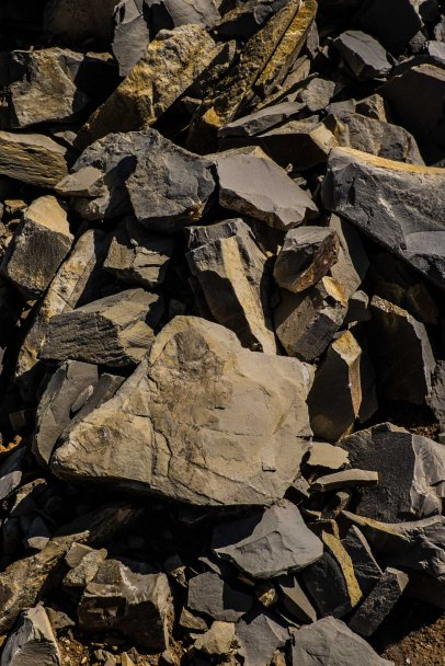 Galestro rocks, Chainto Classico's classiest terroir