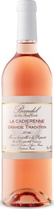 La Cadiérenne Cuvée Grande Tradition Bandol Rosé 2017
