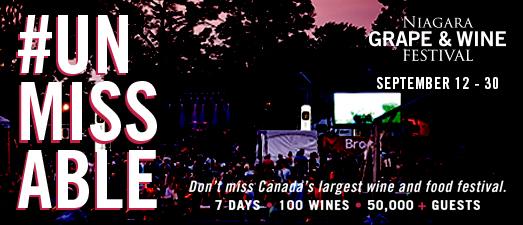 Niagara Grape & Wine Festival