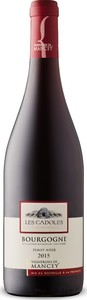 De Mancey Les Cadoles Pinot Noir 2015
