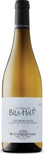 Les Vignes De Bila Haut Côtes Du Roussillon Blanc 2016