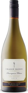 Craggy Range Te Muna Road Single Vineyard Sauvignon Blanc 2017