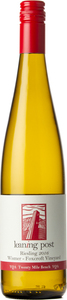 Leaning Post Riesling Wismer Foxcroft Vineyard 2016