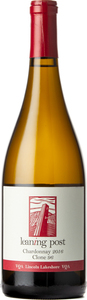 Leaning Post Wines Chardonnay Clone 96 2016