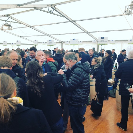 Les Grand Jours de Bourgogne 2018 kicks off in Chablis - 1