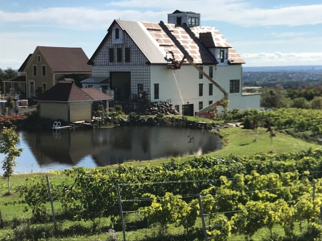 Magnetic Hill Winery rises in Moncton