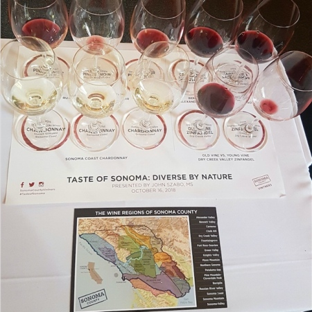 Taste of Sonoma - Diverse by Nature
