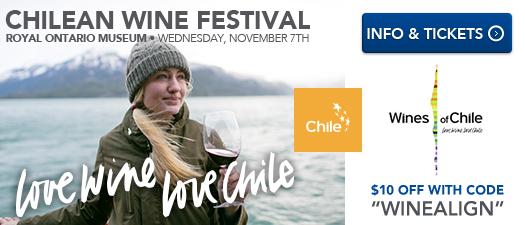 Chilean Wine Festival – Toronto 2018