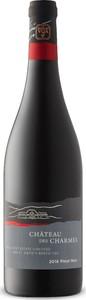 Château des Charmes 2016 Paul Bosc Estate Vineyard Pinot Noir