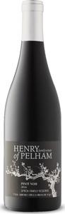 Henry Of Pelham Speck Family Reserve Pinot Noir 2016