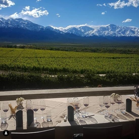 Bodega DiamAndes, Uco Valley, Mendoza, Argentina
