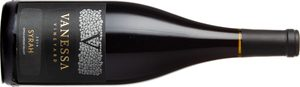 Vanessa Vineyard Syrah 2014