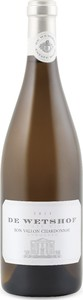 De Wetshof Bon Vallon Unwooded Chardonnay 2017