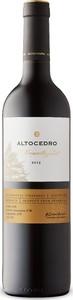 Altocedro La Consulta Select Blend 2015