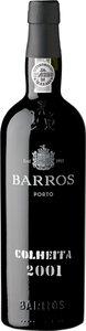 Barros Colheita Tawny Port 2001