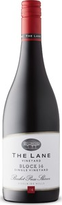 The Lane Vineyard Block 14 Basket Press Shiraz 2016