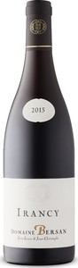 Domaine Bersan Irancy Pinot Noir 2015