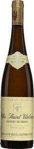 Domaine Zind Humbrecht Clos Saint Urbain Pinot Gris Grand Cru Rangen De Thann 2015