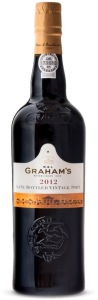 Graham's Late Bottled Vintage Port 2012