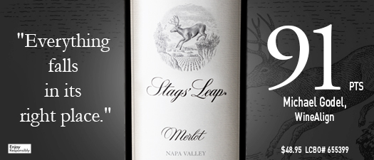 Stags' Leap Winery Merlot 2015