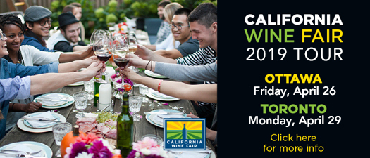 California Wine Fair Tour 2019