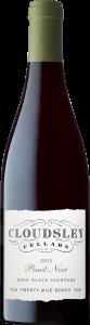 Cloudsley Cellars Glen Elgin Vineyard Pinot Noir 2016