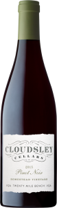 Cloudsley Cellars Homestead Vineyard Pinot Noir 2016