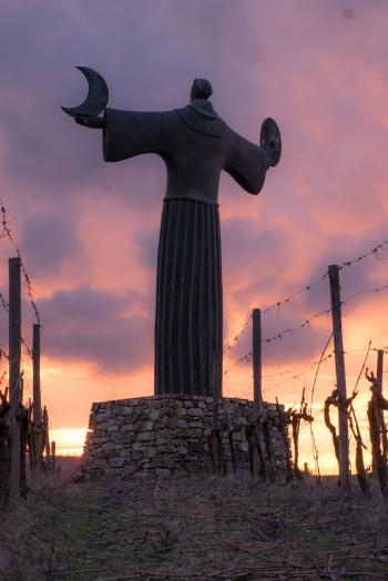 San Franceso in the Vineyards of Molino di Grace