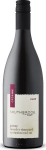 Southbrook Triomphe Gamay Laundry Vineyard 2017