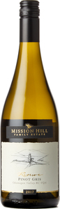 Mission Hill Reserve Pinot Gris 2017, BC VQA Okanagan Valley