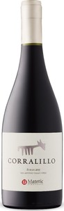 Matetic Corralillo Syrah 2015, Do San Antonio Valley