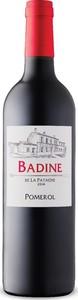 Badine De La Patache 2014, Ac Pomerol