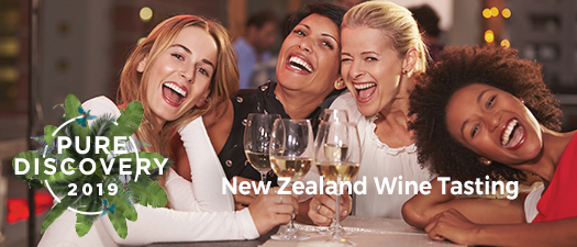 New Zealand Wine Tasting - Pure Discovery