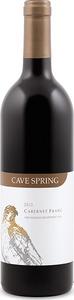 Cave Spring Cabernet Franc 2016, VQA Niagara Escarpment
