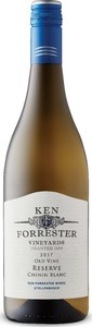 Ken Forrester Old Vine Reserve Chenin Blanc 2017