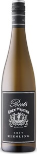 Best's Great Western Riesling 2017, Great Western, Victoria