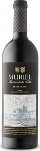 Muriel Reserva Vendimia Seleccionada 2014, Doca Rioja