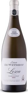 De Wetshof Finesse Lesca Estate Chardonnay 2018