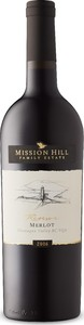 Mission Hill Reserve Merlot 2016, BC VQA Okanagan Valley