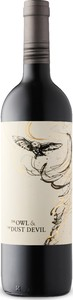Decero The Owl & The Dust Devil 2015, Remolinos Vineyard, Agrelo, Mendoza