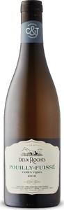Domaine Des Deux Roches Pouilly Fuissé Vieilles Vignes 2016