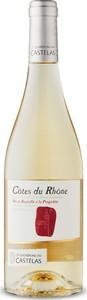 Les Vignerons Du Castelas Côtes Du Rhône 2017