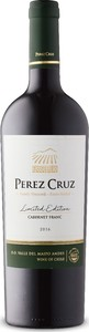 Pérez Cruz Limited Edition Cabernet Franc 2016