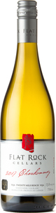 Flat Rock Cellars Chardonnay 2017, Twenty Mile Bench