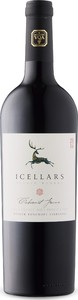 Icellars Estate Cabernet Franc 2016, Wismer Foxcroft Vineyard, VQA Twenty Mile Bench, Niagara Escarpment