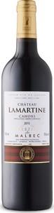 Château Lamartine Prestige Du Malbec 2015