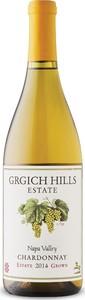 Grgich Hills Estate Grown Chardonnay 2014